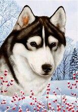 Love.Thanks Animal Diamond Art Dog Painting Cross-Stitch Full Drill New Arrivals