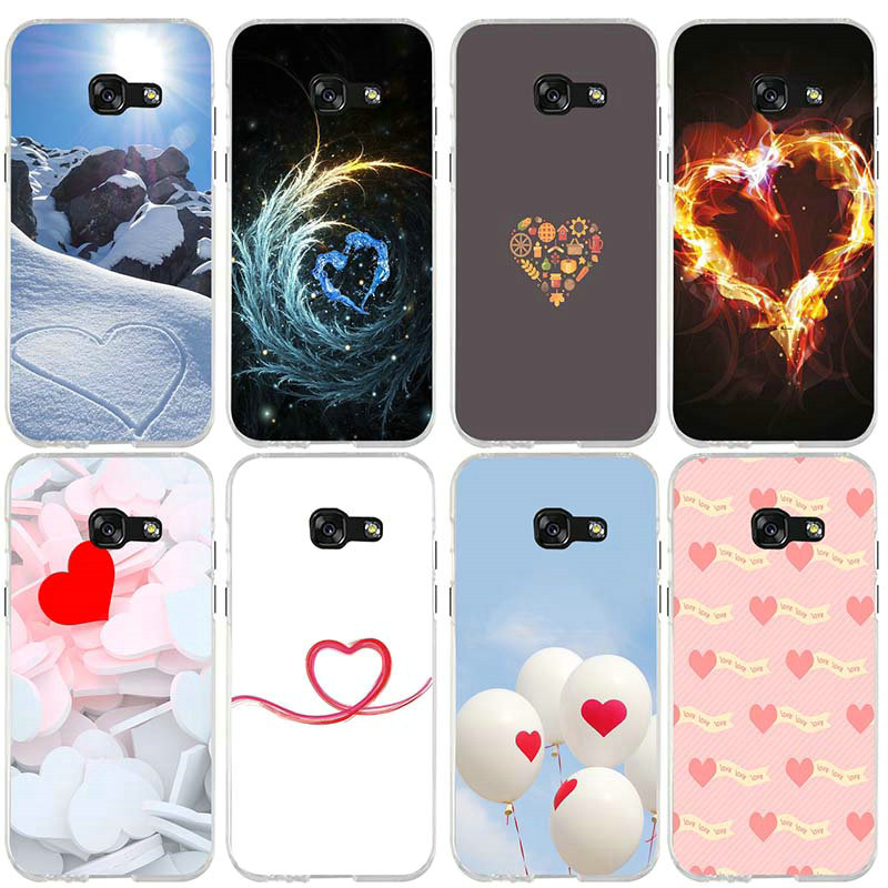 I Love Ny <font><b>Red</b></font> Heart Soft <font><b>Silicone</b></font> TPU Phone <font><b>Cases</b></font> For <font><b>Samsung</b></font> Galaxy J5 J7 J8 J3 J4 J6 J2 2016 A7 <font><b>A5</b></font> A3 <font><b>2017</b></font> 2018 Cover <font><b>Cases</b></font> image