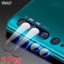 2 sztuk aparat Len szkło dla Xiaomi uwaga 10 Pro folia ochronna na Xiaomi Mi 10 Lite młodzieży Xioami Mi10 10 Pro bezpieczeństwa hartowane szkło