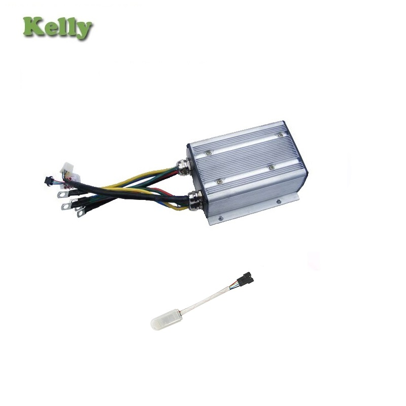 Kelly KLS7230S Sinus Welle Controller mit Regenerative und Blau-zahn für 3000W BLDC Motor