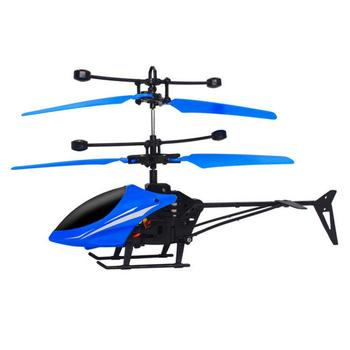 newest 100% rc helicopter drone v915 seeker 2 4g 4ch rtf lama rc helicopter high simulation yellow red blue kids as gift Mini LED Light Toys RC Drone Flying RC Helicopter Aircraft Suspension Induction Helicopter For Children Gift