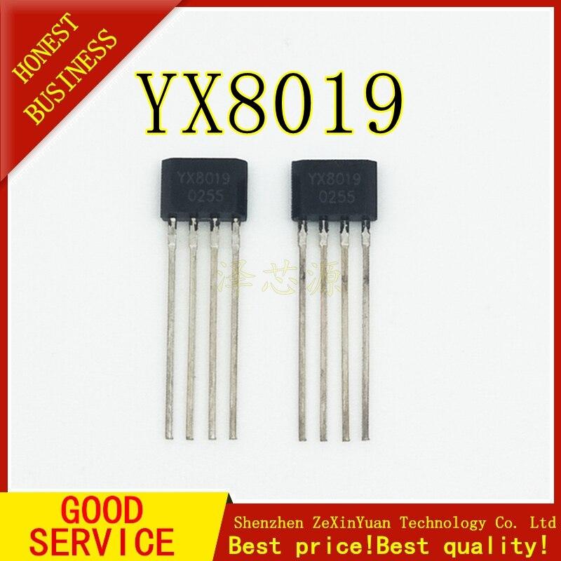 Free Shipping 10pcs/lot A Battery LED Flashlight Boost IC YX8019 8019 Original Authentic