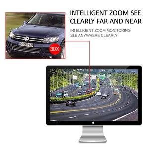 Image 5 - LOFAM IP PTZ Camera 5MP 2MP 80M IR Nightvision Mini Outdoor CCTV Security POE PTZ IPC Onvif Speed Dome 30X Zoom Network Camera