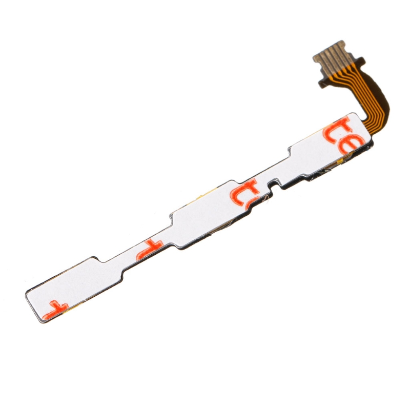 Power Switch On OFF Key Volume Button Flex Cable Replacement Parts For Redmi 4X