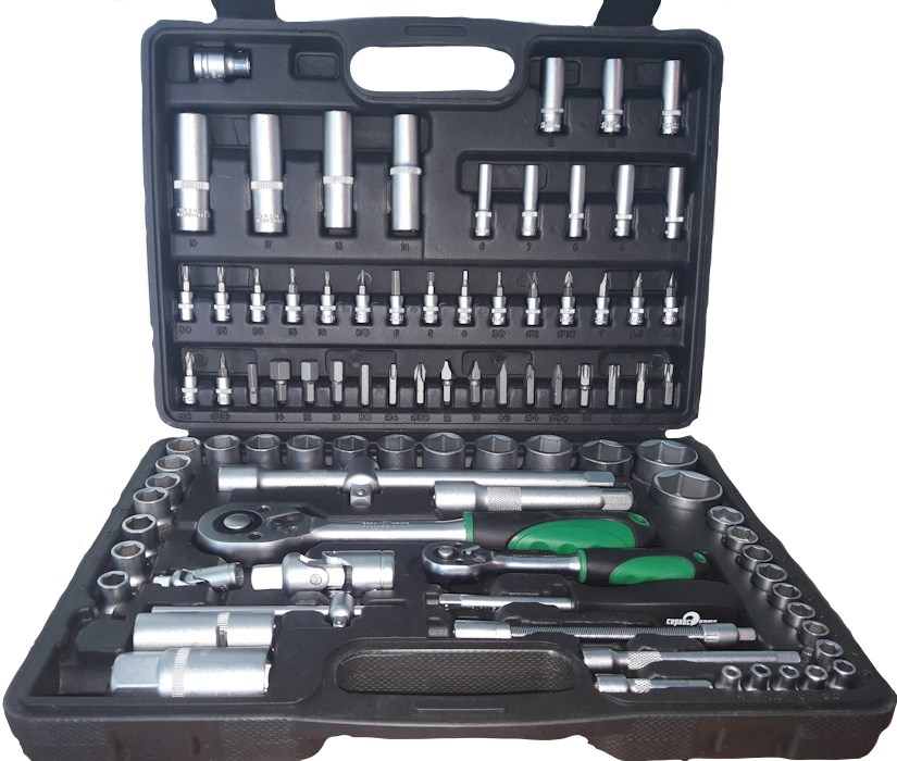 Tool Set 94 Item SERVICE KEY 71094