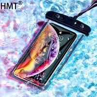 Funda de teléfono Universal impermeable IP68, a prueba de agua, para Huawei, Xiaomi, Redmi, SamsungiPhone 12, 11 Pro Max, 8, 7