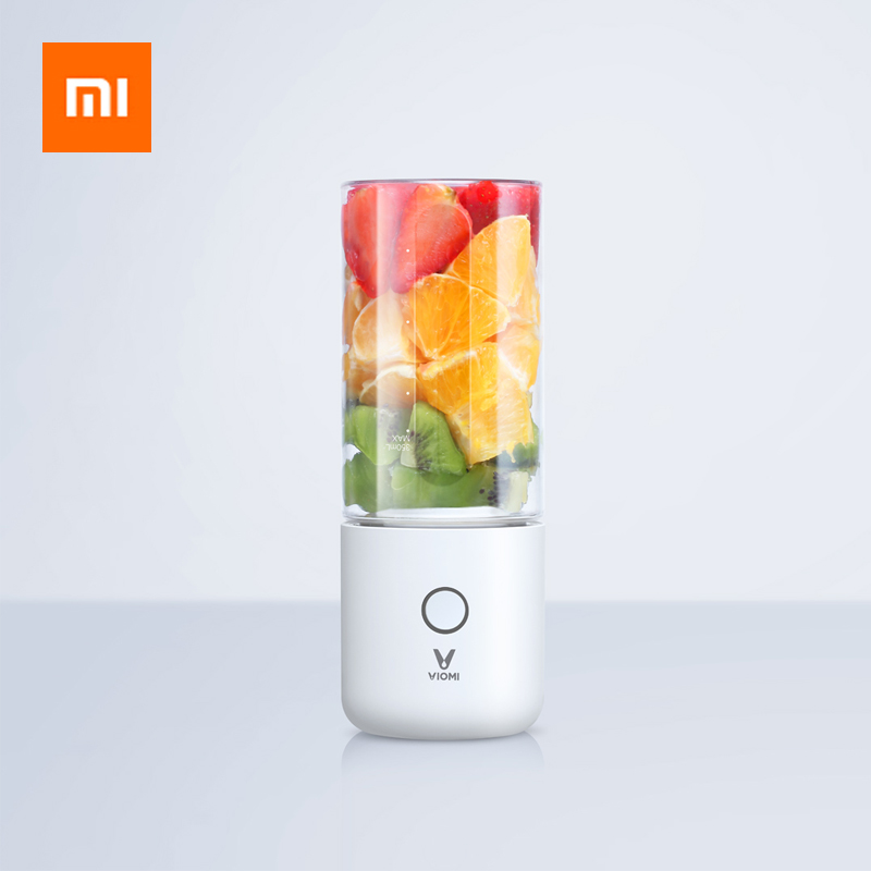 Xiaomi VIOMI Joicer Cup 350ml Large Capacity Rechargeable Power Motor Food Grade Material Fruit Squeezer Potable Juicer Machine