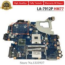 Für Acer E1 531 E1 571G V3 571G V3 571 Laptop motherboard SLJ8C HM77 NBY1111001 NB.Y 1111,001 Q5WVH LA 7912P HM77 mainboard