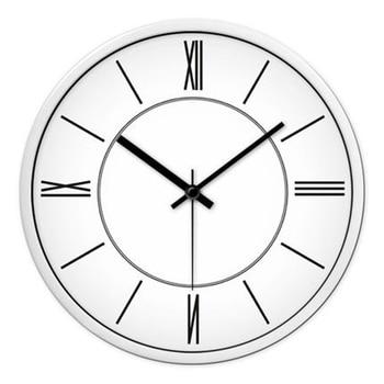 Simple Living Room Wall Clock Big Digital Best Selling 2018 Products Roman Silent Modern Design Kitchen Wall Clocks WKP512