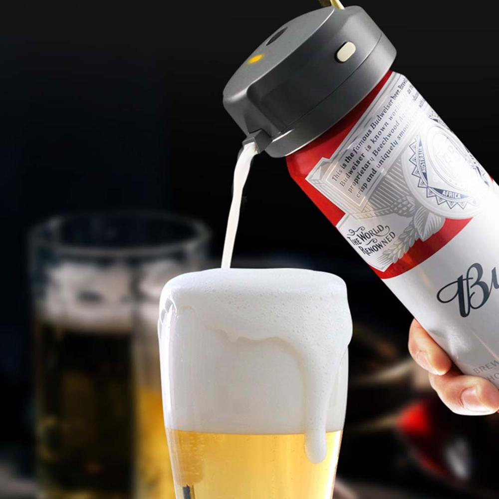 Original Xiaomi Youpin STARCOMPASS Portable Beer Foam Machine Special Purpose For Bottled Beer And Canned Beer