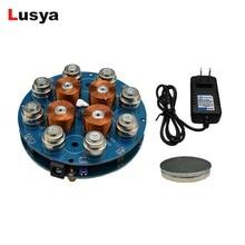 FAI DA TE levitazione magnetica modulo Maglev Manufatti Per Larredamento FAI DA TE Kit di Sospensione Magnetica Modulo Digitale con lampada A LED peso 300g