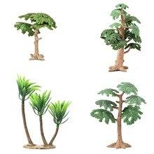 Model Scene Simulation Cypress-Decoration Landscape-Tree-Props Pine-Tree Ecological-Landscaping