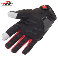 Knight Winter Touch Screen Motorbike Gloves Full Finger Anti slip Shatter resistant Wearable Adult Locomotive 8 15 Day Line Equi