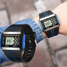 Dropshipping Digital Watches Men Waterproof Watch