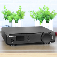 AIYIMA AK4497 Audio Decoder DAC 16Bit Headphone Amplifier XMOS XU208 USB DSD Coaxial Optical CSR8675 Bluetooth 5.0 APTX HD Amp
