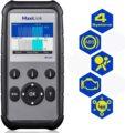 Autel ML629 OBD2 сканер автомобильный диагностический инструмент считыватель кодов + ABS/SRS инструмент сканирования автомобиля  отключает светильн...