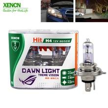 Super-Bright Car-Headlights Xencn H4 12V 3800K 60/55w 30%More-Ligh 75M Beam Second-Generation