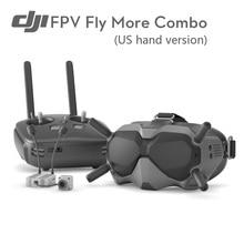 DJI FPV Experience/Fly More Combo VR очки для перекрестной машины Дрон поддержка HD 720 p/120fps разрешение