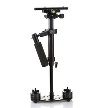 S40 + 0.4メートル40センチメートルアルミ合金ハンドヘルド用キヤノンニコン用aeeデジタル一眼レフビデオカメラ
