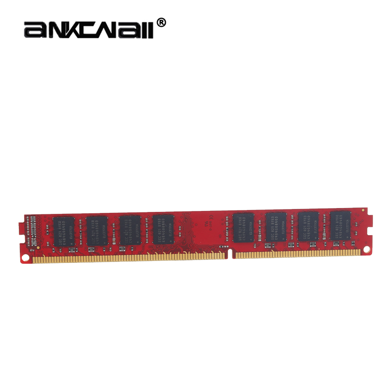 ANKOWALL DDR3 Desktop RAM with 2GB/4GB Capacity and 1866MHz/1600Mhz Memory Speed 15