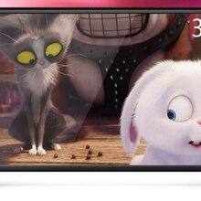 """3"""" дюймовый телевизор с многоязычным Smart wifi tv Android светодиодный IP tv t2 tv"""
