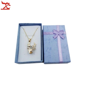 Image 2 - Boîte de rangement en papier pendentif 24 pièces, boîte cadeau couleurs variées boîte organiseur pour bijoux boucles doreilles 8*5*2.5CM