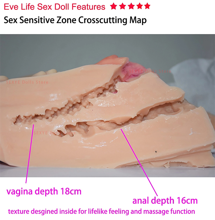 H8d9b793d1e3f4df4832240bb6c5fb95fh Silicone Sex Dolls Implanted Hair Japanese Realistic Anime Big Boobs Real Love Doll Vagina Adult Full Life Toys male Female Doll