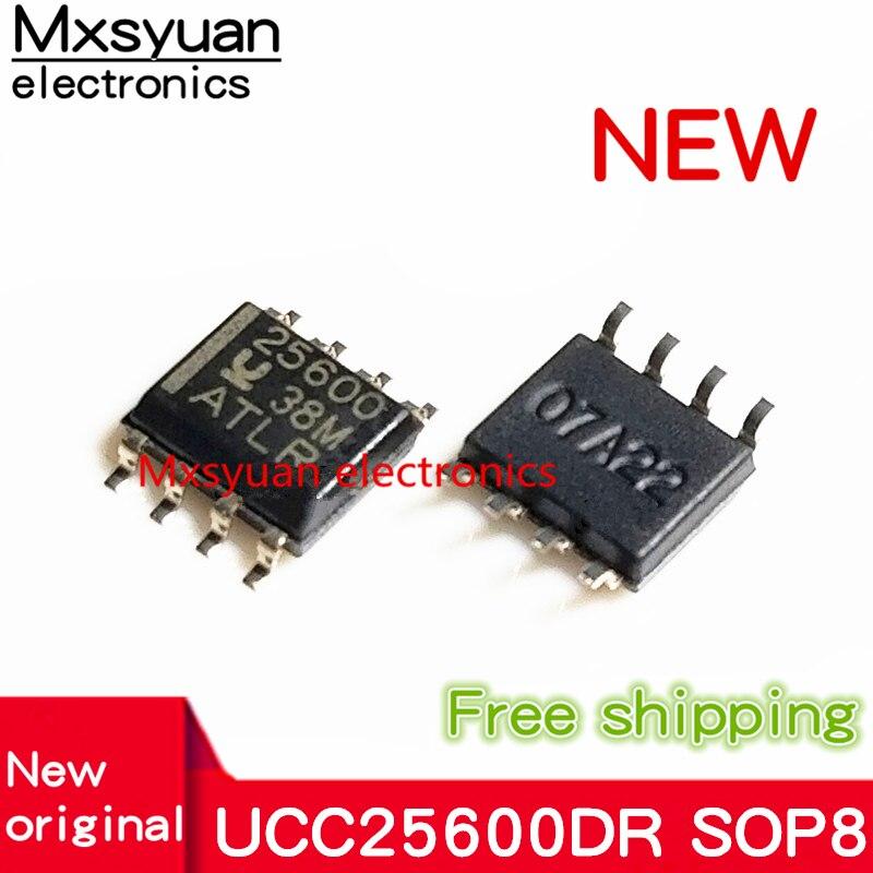 50 ~ 200 шт. 25600 UCC25600DR UCC25600 UCC25600D Новый ЖК-дисплей управления питанием IC