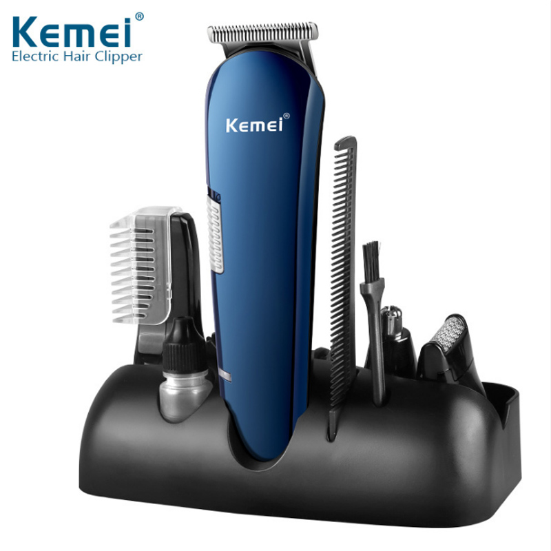 5 In1Multi-function Hair Clipper USB/Plug Charging Electric Hair Clipper Nose Hair Trimmer Shaving