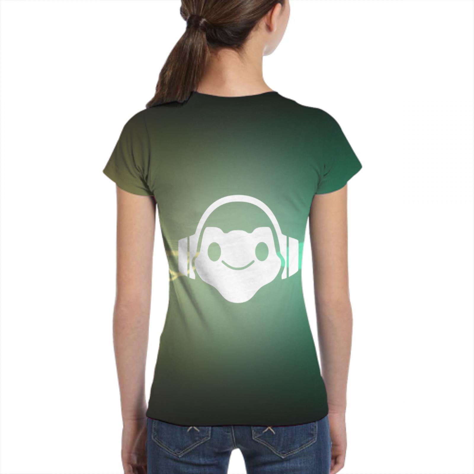 2021 new printing overwatch oversized t shirt art women/men oversized t shirt overwatch compression boys/girls t shirt 3