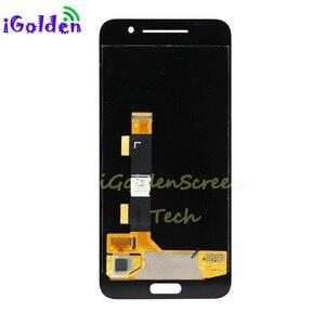 Image 4 - Orijinal Amoled LCD HTC One A9 LCD ekran dokunmatik ekran digitizer HTC One A9 HTC A9 LCD yedek parçalar