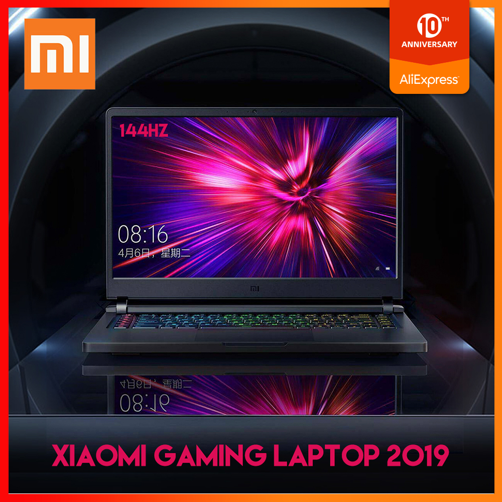 Original xiaomi computador portátil windows 10 intel core i7 9750 h rtx 2060 16 gb ram 512 gb ssd hdmi computador portátil bluetooth