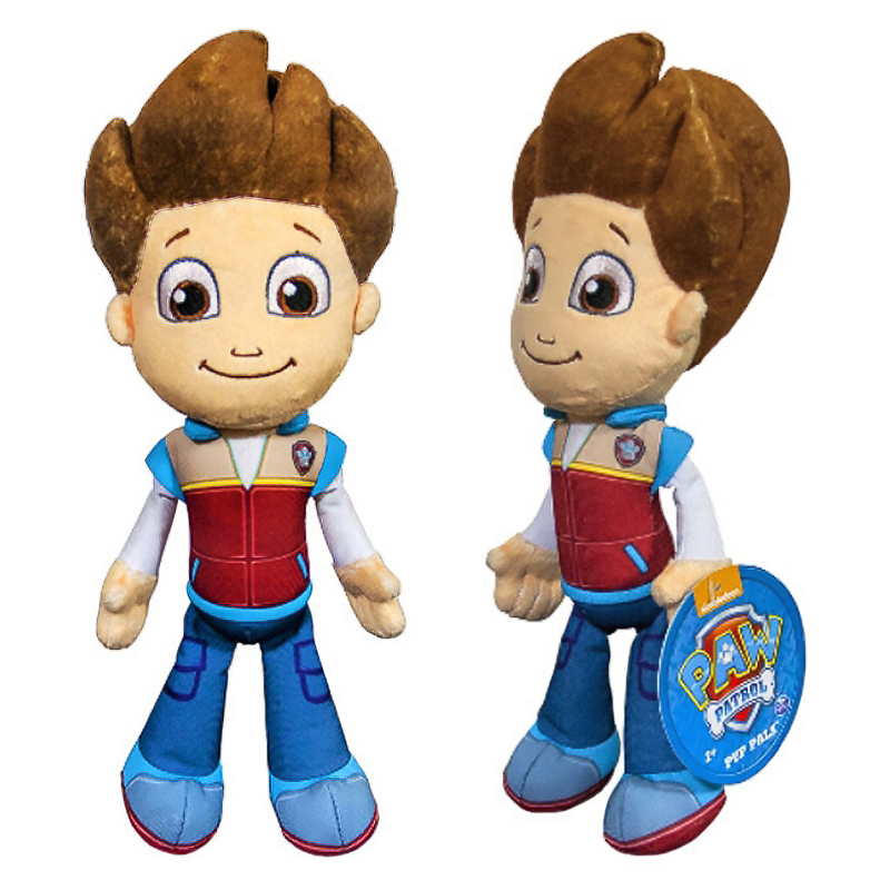 10 Styles Paw Patrol Everest Tracker Toys Stuffed Soft Dog Puppy Canine Dolls Juguetes Canine Brinquedos Christmas Gift