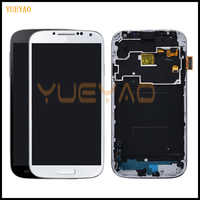 100% Tested LCD Display For Samsung S4 I9505 LCD I9500 i9505 LCD For Samsung S4 i9506 i337 LCD Screen Touch Digitizer Assembly