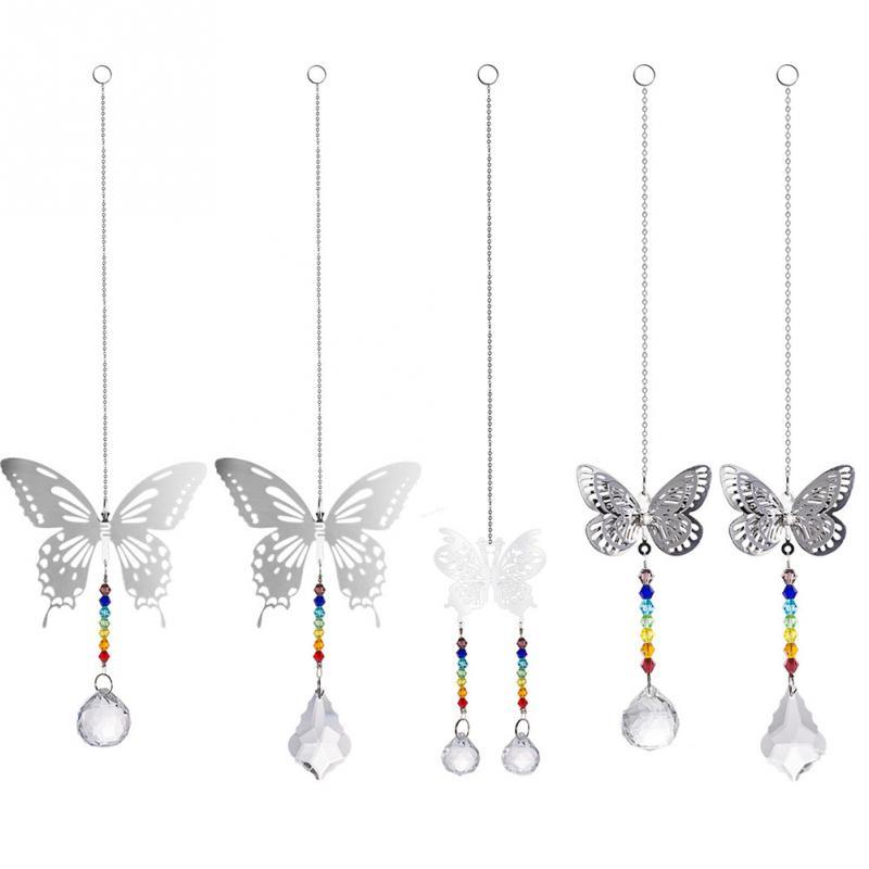 1 шт., декоративная подвеска в форме бабочки