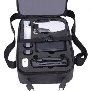 Image 5 - DJI Mavic Mini Portable Storage Bag Travel Case Carring Shoulder Bag For Mavic Mini Drone Handheld Carrying Case Bag Waterproof