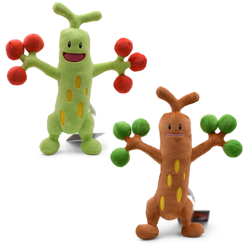 30CM Sudowoodo Plush Doll Toys Soft Anime Children Gift For Kids