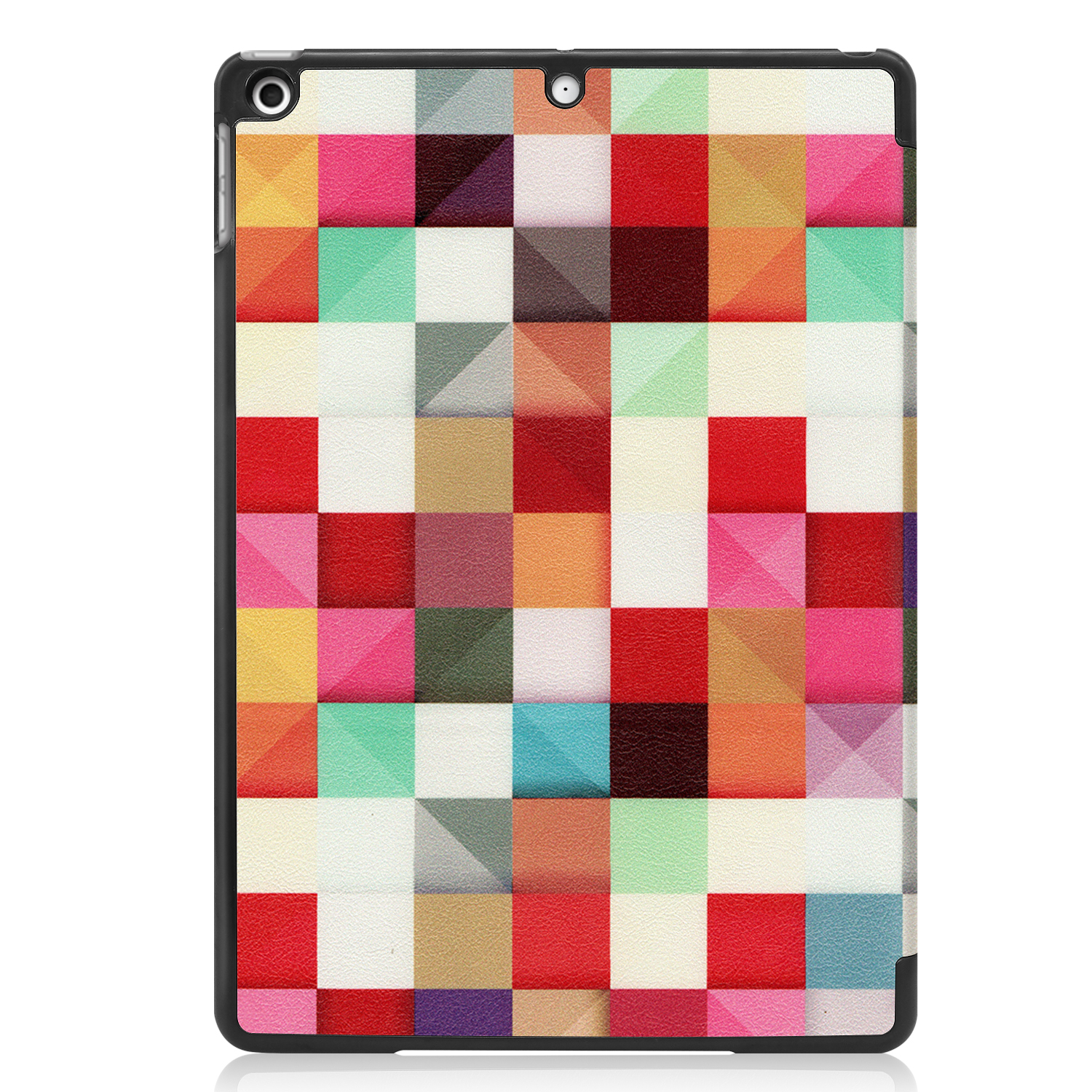 Magnetic A2428/a2429 Case for Sleep iPad/8th/Cas Smart-Cover Apple 8-8th-Generation iPad