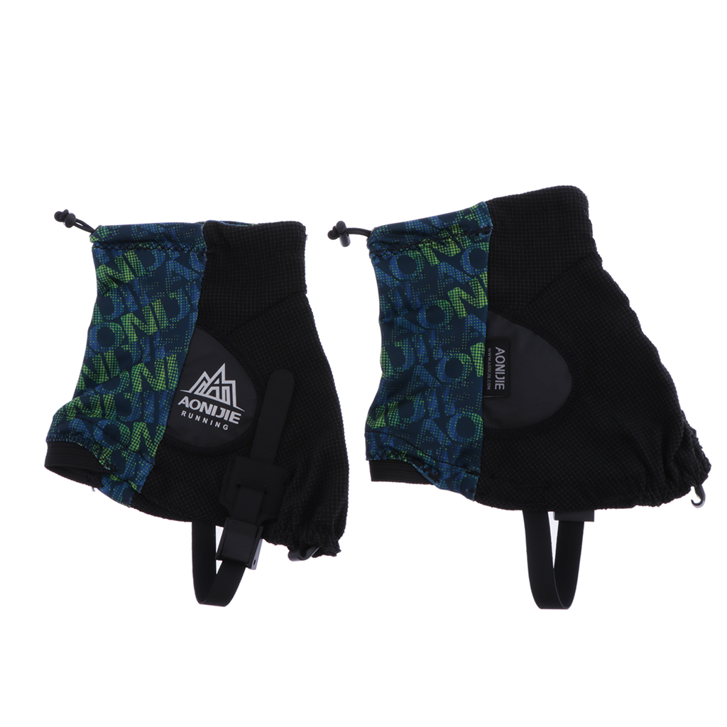Leg Gaiters – Waterproof and Adjustable Snow Boot Gaiters for Hiking, Walking, Hunting, Mountain Climbing and Snowshoeing