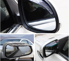 Car Accessories Rearview Mirror Rain Shade Rainproof for Chevrolet Cruze Aveo Lacetti Captiva Cruz Niva Spark Orlando Epica Sail