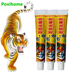 3pcs Tiger Balm Analgesic Cream Ointment For Rheumatoid Arthritis Joint Back Pain Relief Chinese Medical Plaster D2367