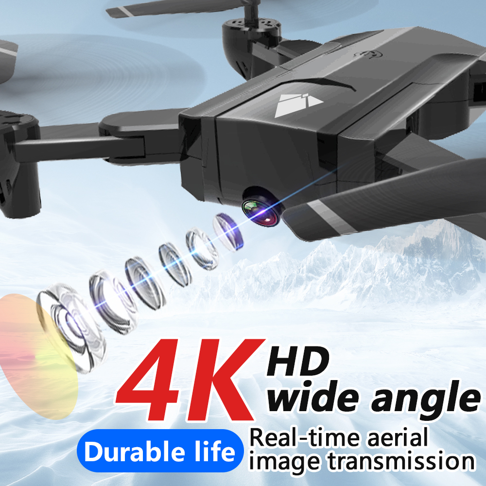 Sg900 Optical Flow Drones With 4K Camera Hd Fpv Drone Dron Rc Helicopter Toys Quadcopter Follow Me Mini Vs Sg900s F11 B4W