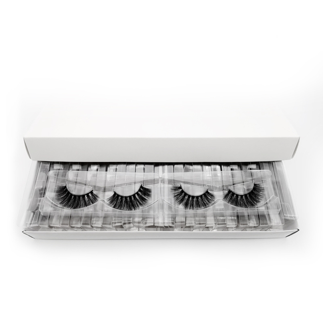 20 PCS Lashes In Bulk Mix 3d Mink Lashes Wholesale Eyelashes Natural Mink Eyelashes Wholesale False Eyelashes Makeup Lashes 4