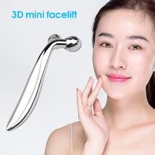 3D Roller Massager Facial Massage Handheld Y Shape Wrinkle Remover Fac