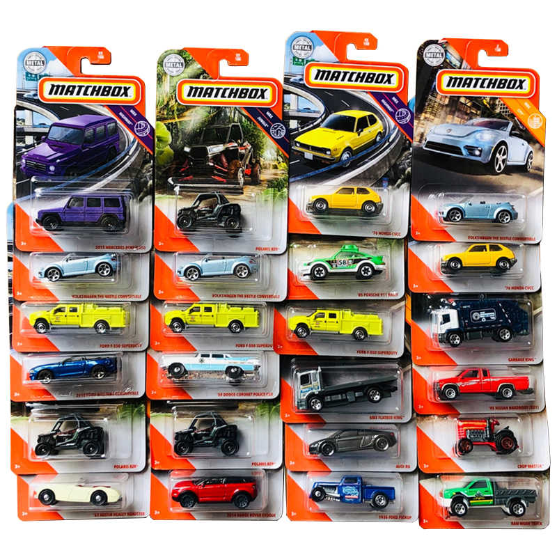2020 Matchbox Urban Hero Traffic Series Alloy Car Model City Car Engineering Vehicle Sports Car Toys For Childen Collect Gifts Diecasts Toy Vehicles Aliexpress