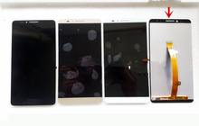 original For  Huawei mate 7 Mate7 MT7-TL10 CL00 TL00 LCD Display Touch Screen  and Digitizer Full Assembly suitable for huawei ascend mate 7 l09 mt7 tl10 lcd screen display touch panel digitizer assembly full replacement parts