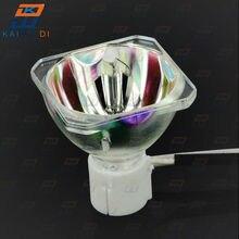 Substituição da lâmpada Do Projetor nua Lâmpada para VIVITEK SHP136 D508 D509 D510 D511 D512 D513W D535 5811116320 S frete grátis