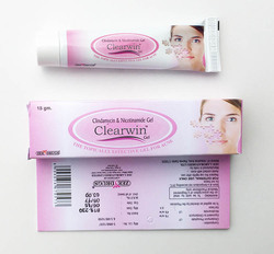 Clearwin гель Clin и никотинамид гель для лечения акне 15g