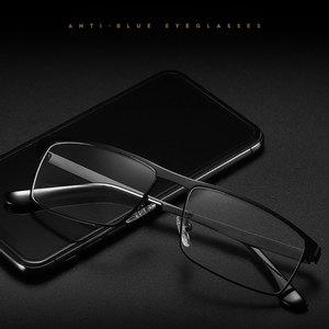 Image 1 - Occhiali ottici Full Frame Cerchio di Metallo Occhiali Telaio In Lega con Medico Prescrizione Occhiali Montatura Per Occhiali 5013