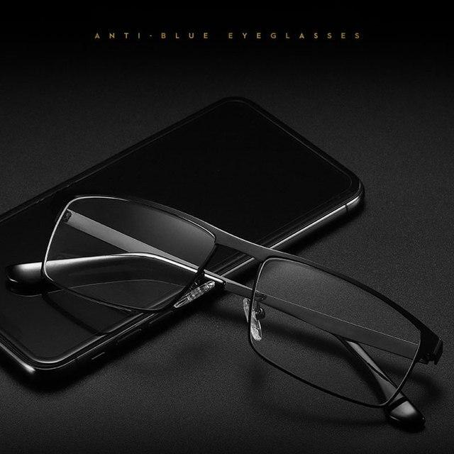 Occhiali ottici Full Frame Cerchio di Metallo Occhiali Telaio In Lega con Medico Prescrizione Occhiali Montatura Per Occhiali 5013